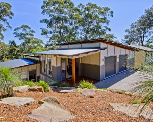 Avoca Beach House Construction