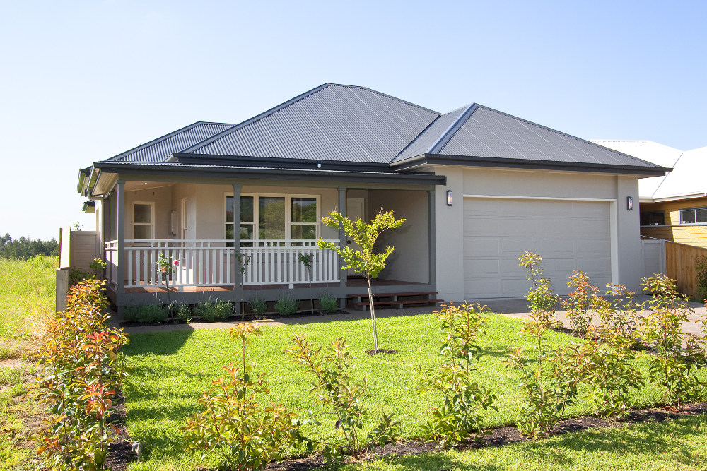 Quality Builders Richmond Country Home